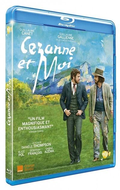 [Test – Blu-Ray] Cézanne et moi –  Danièle Thompson