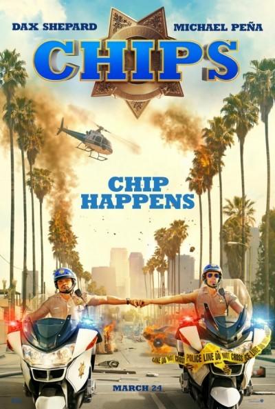[News – Cinéma] Nouvelle bande-annonce de «CHiPs» de Dax Shepard