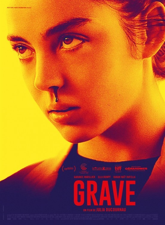 image poster grave