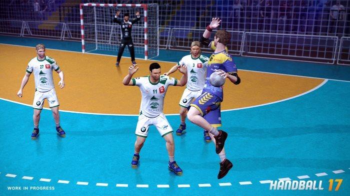 image gameplay handball 17