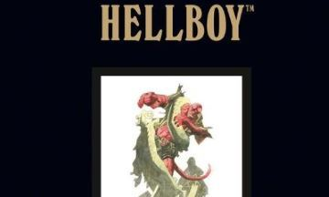 image critique hellboy deluxe tome 1
