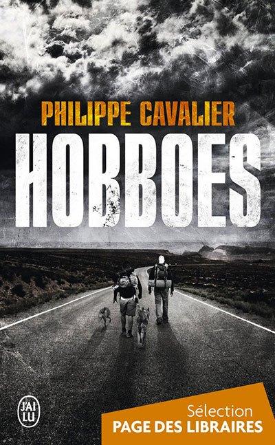 image couverture hobboes philippe cavalier éditions j'ai lu