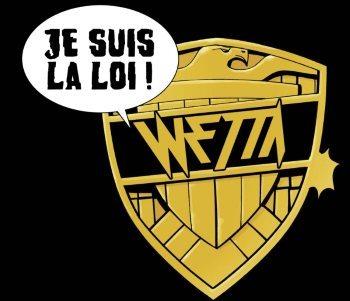 [News – Comics] La loi c'est Wetta : Judge Dredd débarque chez l'éditeur