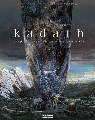 [critique] Kadath : d'après l'oeuvre de H.P. Lovecraft – Collectif