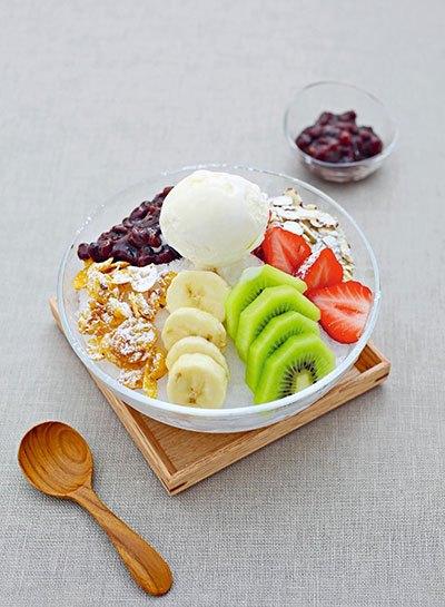image recette patbingsu la cuisine coréenne de fabien yoon éditions du chêne