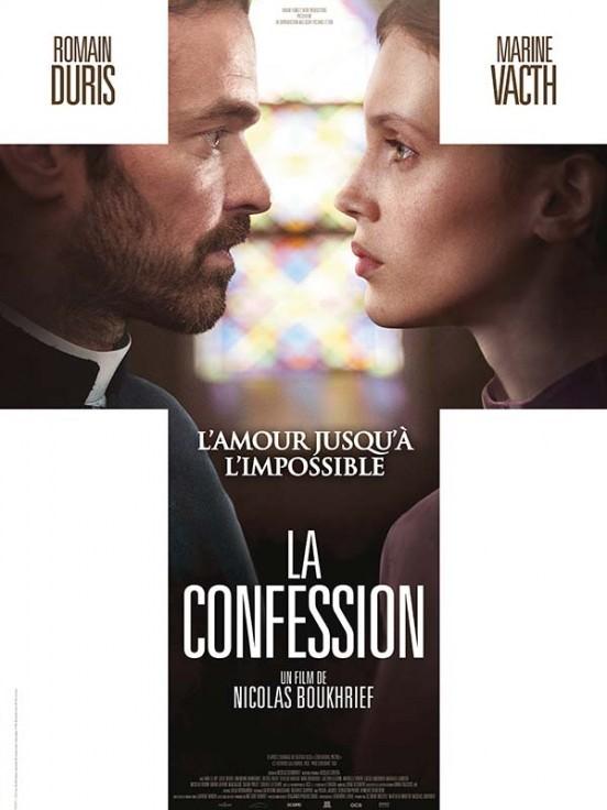 poster la confession film