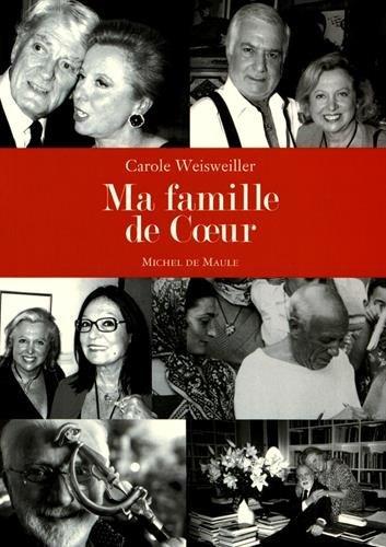 [Critique] Ma famille de coeur — Carole Weisweiller
