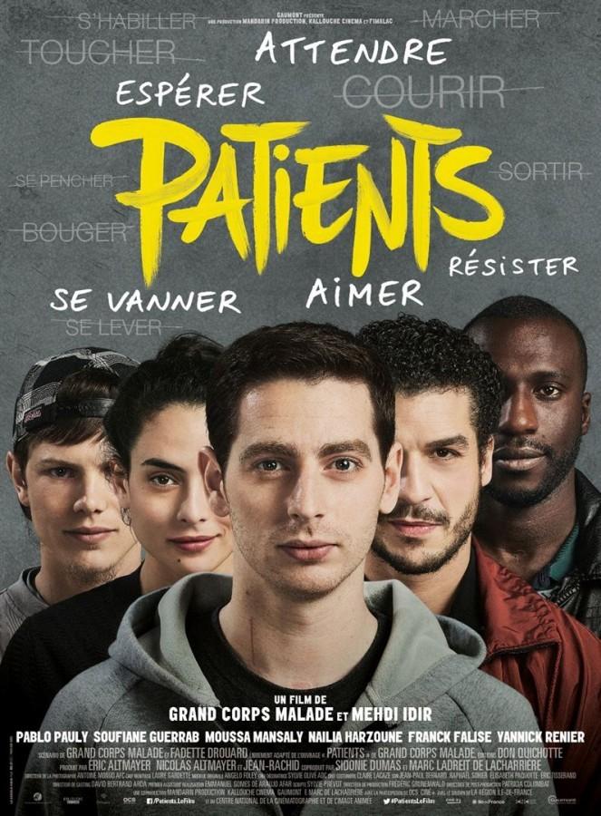 [News – Cinéma] Bande-annonce de «Patients» de Grand Corps Malade et Mehdi Idir, sortie le 1er Mars