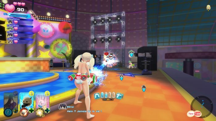 image ps4 senran kagura peach beach splash