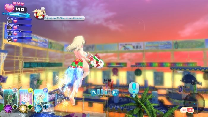 image test senran kagura peach beach splash