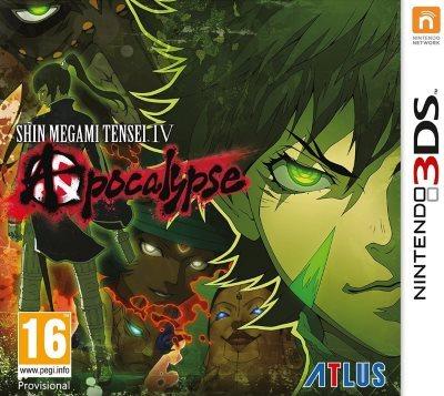 [Test – Nintendo 3DS] Shin Megami Tensai 4 Apocalypse : la fin du monde ça a du bon