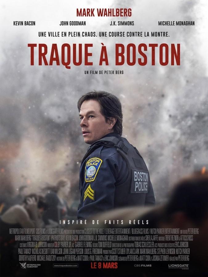 [News – Cinéma] Bande-annonce de «Traque à Boston» de Peter Berg, sortie le 8 Mars