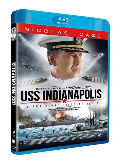 [Test – Blu-Ray] USS Indianapolis – Mario Van Peebles