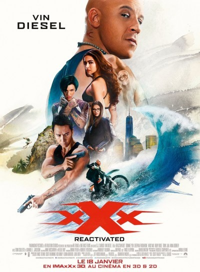 [Critique] xXx : Reactivated – D.J. Caruso
