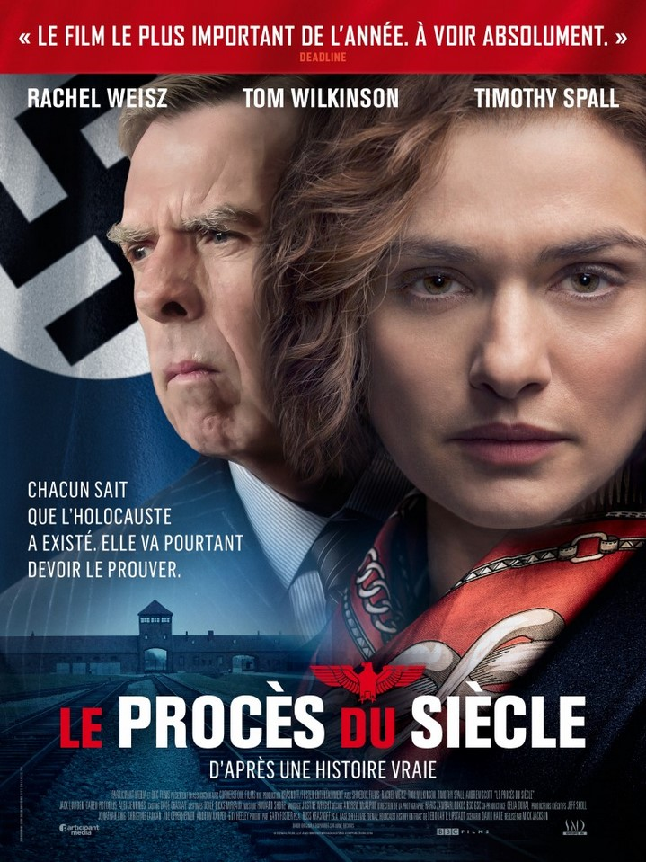 poster keira knightley le proces du siècle