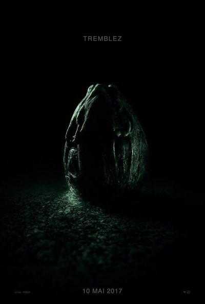 [News – Cinéma] Nouvelle bande-annonce de «Alien: Covenant» de Ridey Scott, sortie le 10 Mai