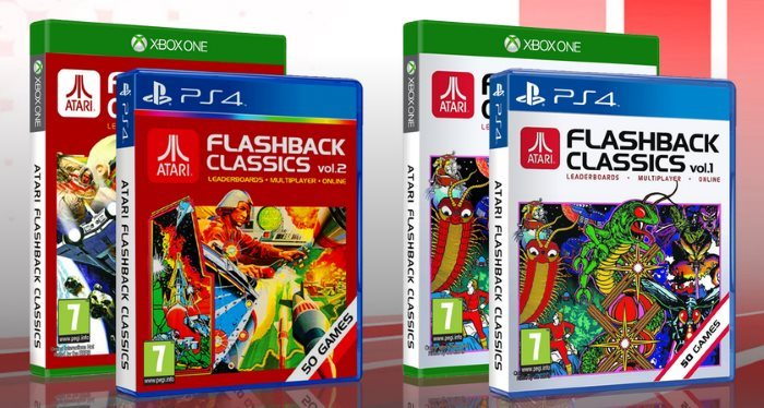[News – Jeux vidéo] Atari Flashback Classics Volume 1 et 2 : des classiques bientôt disponibles