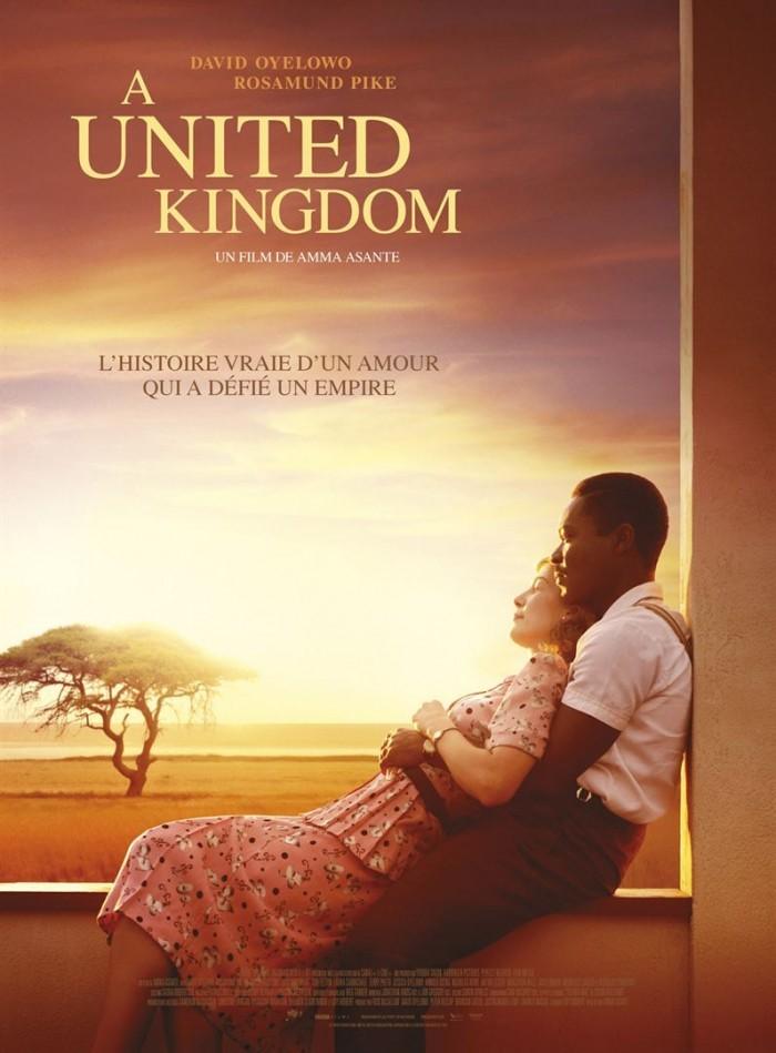 [News – Cinéma] Bande-annonce de «A United Kingdom» de Amma Asante, sortie le 29 Mars.