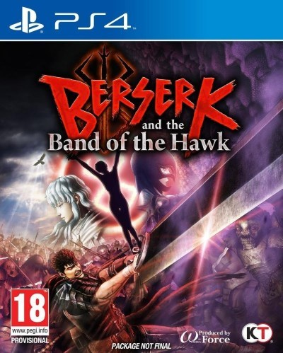image jaquette berserk and the band of the hawk