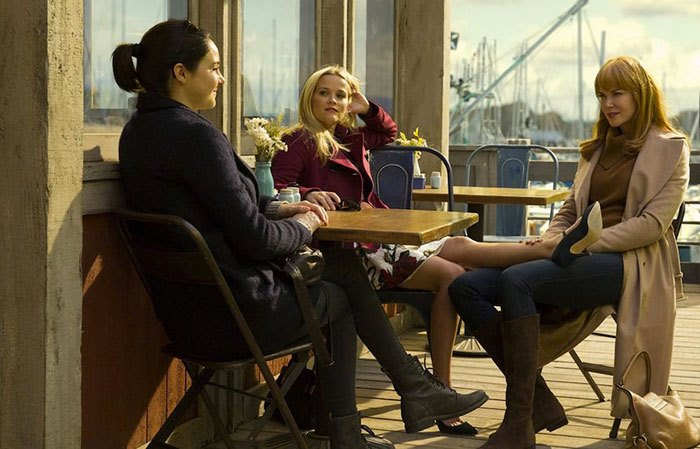image casting big little lies shailene woodley reese witherspoon nicole kidman épisode 1