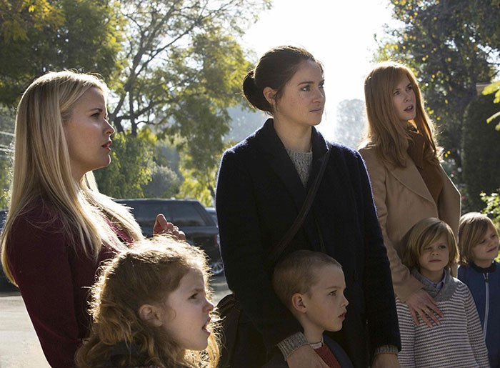 image cast big little lies reese witherspoon shailene woodley nicole kidman
