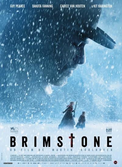 [News – Cinéma] Bande-annonce de «Brimstone» de Martin Koolhoven, sortie le 22 Mars
