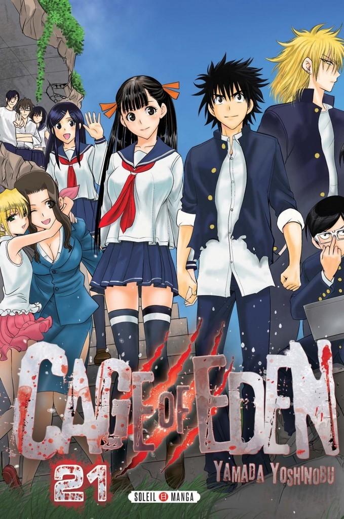 image manga cage of eden