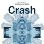 image couverture contes du soleil noir crash alex jestaire éditions au diable vauvaire