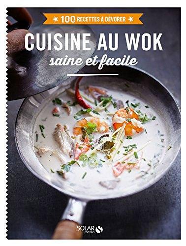 image couverture cuisine au wok saine et facile éditions solar