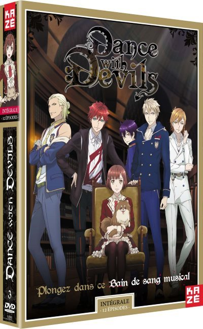 image dvd dance with devils