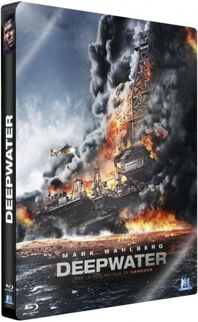 [Test – Blu-Ray] Deepwater –  Peter Berg