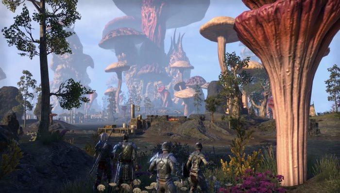 [News – Jeux vidéo] The Elder Scrolls Online : Morrowind présente les trois Grandes Maisons