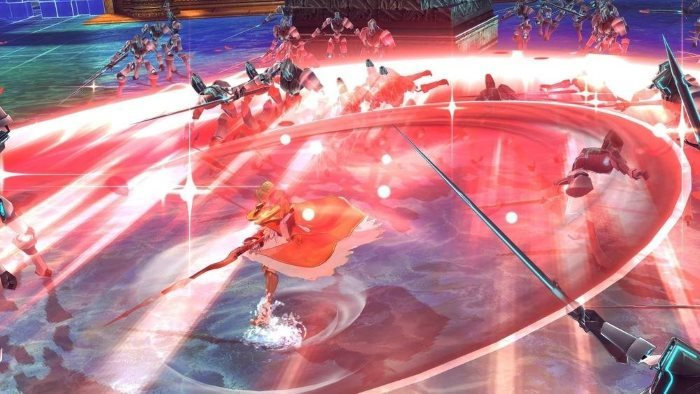 image fight fate extella umbral star