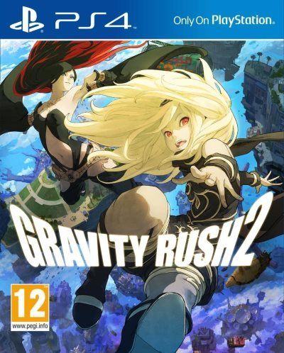 image jaquette gravity rush 2