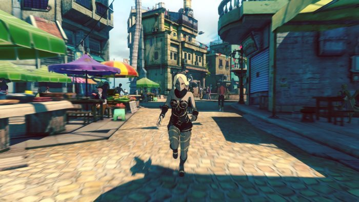 image playstation 4 gravity rush 2