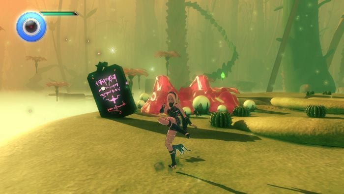 image ps4 gravity rush 2