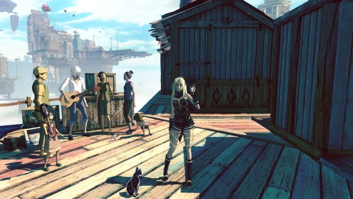 image gravity rush 2