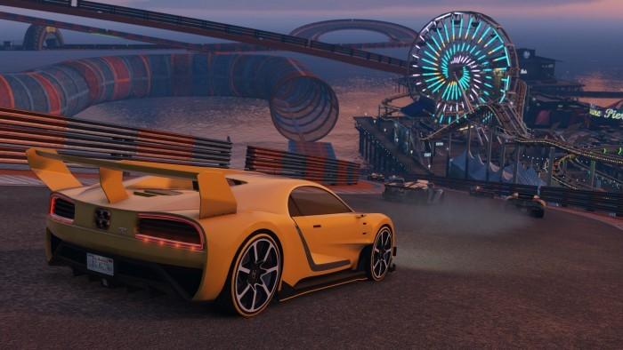 [News – Jeux vidéo] GTA Online : de nouvelles courses en veux-tu en voilà