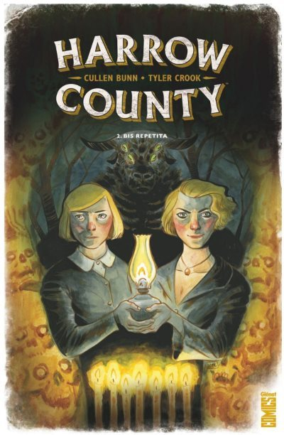 image bis repetita harrow county