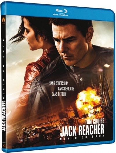[Test – Blu-Ray] Jack Reacher : Never Go Back — Edward Zwick