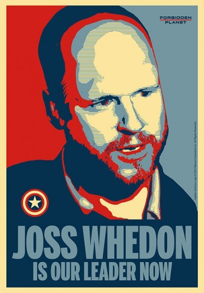 image poster joss whedon forbidden planet