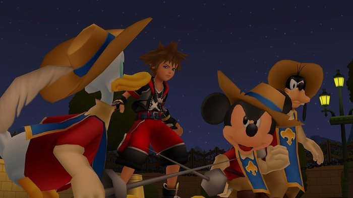 image kingdom hearts hd