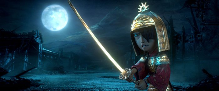image fin kubo et l'armure magique universal pictures france