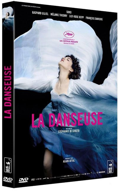 [Test – DVD] La danseuse — Stéphanie Di Giusto