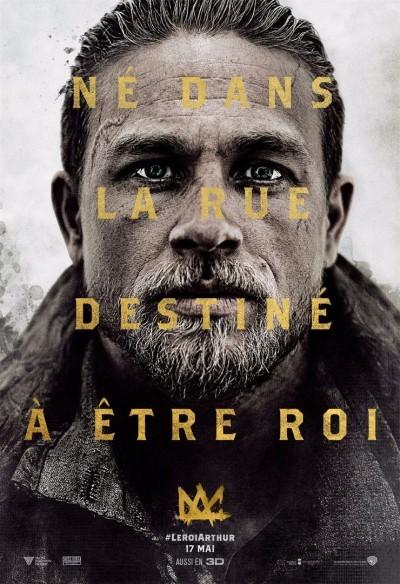 [News – Cinéma] Nouvelle bande-annonce de «Le Roi Arthur – La Légende d'Excalibur» de Guy Ritchie, sortie le 17 Mai