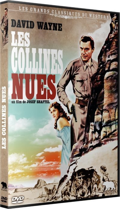 [Test – DVD] Les collines nues – Josef Shaftel