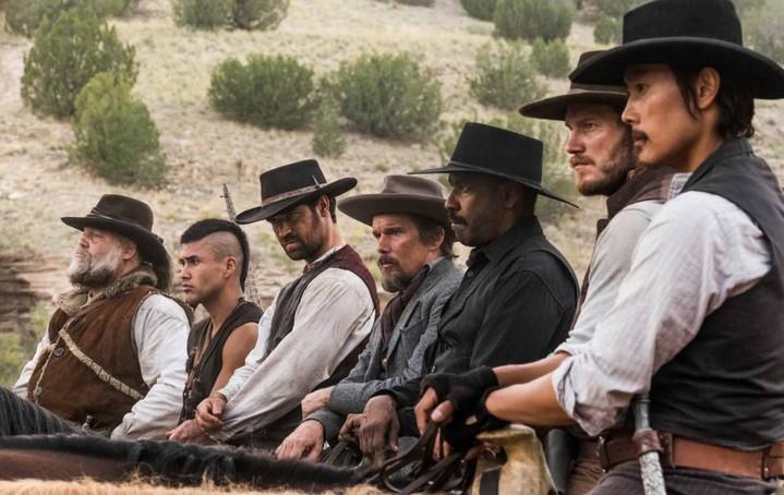 image les 7 mercenaires