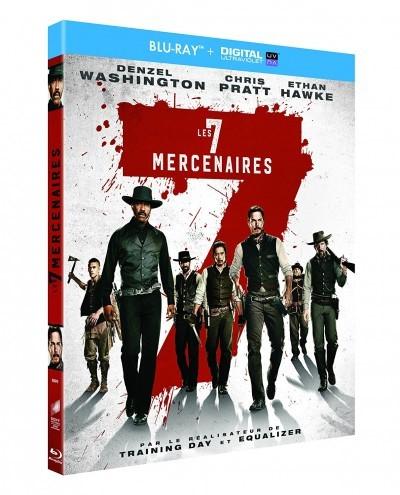 [Test – Blu-Ray] Les Sept Mercenaires –  Antoine Fuqua