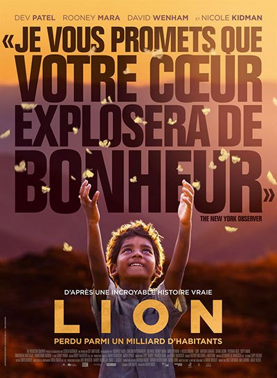 image affiche film lion garth davis