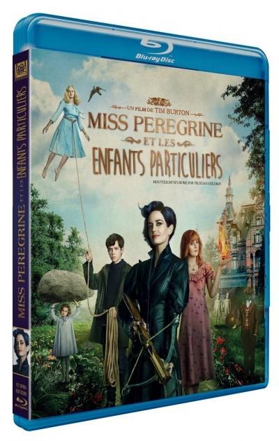 [Test – Blu-Ray] Miss Peregrine et les Enfants Particuliers – Tim Burton